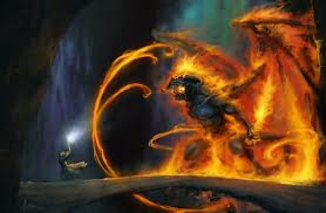 Book:2 Chapter:5 The Balrog