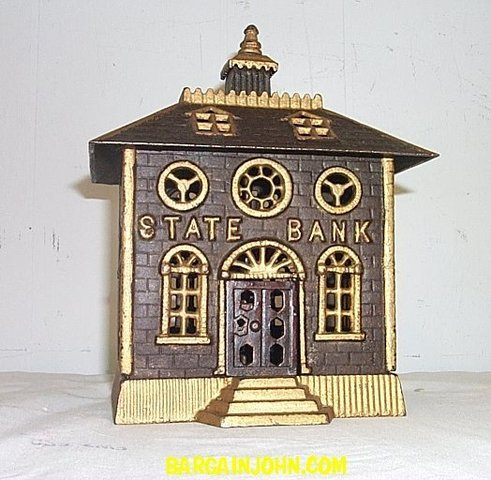State Bank Laws