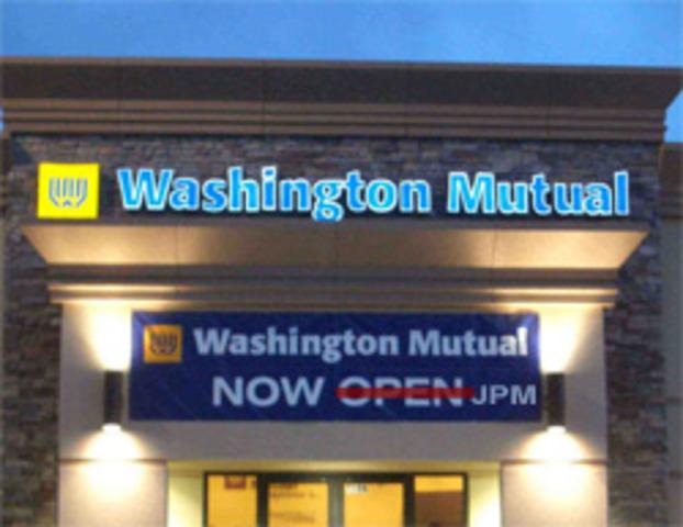 Failure of Washington Mutual