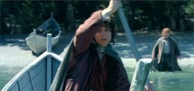 Book:2 Chapters:9-10 The Departing of Frodo and Sam
