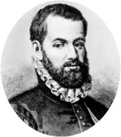 Pedro Menedez de Aviles