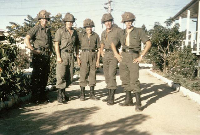 Begining of Conscription