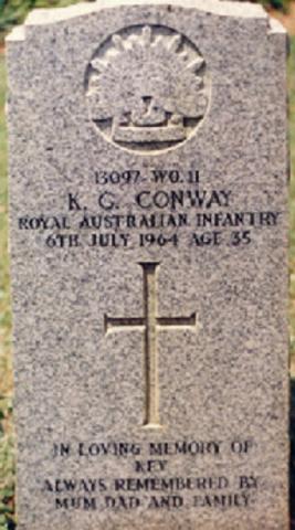 First Australian Battle Casualty
