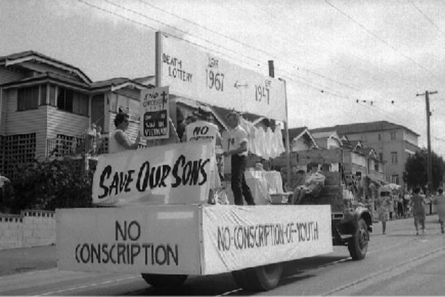 Moratorium Marches