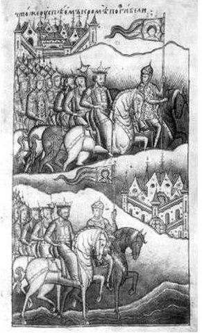 Поход Ивана III на Казань