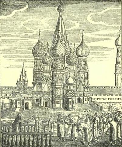 Набеги Казанских войск на московские земли