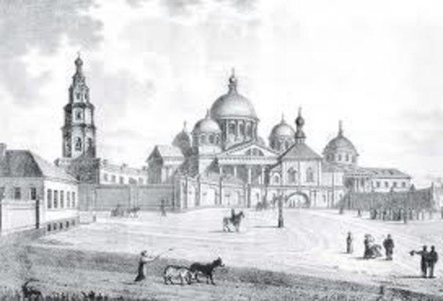 Строительство Казанского Адмиралтейства