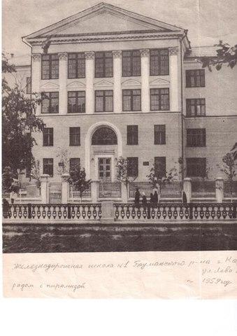 Открытие первой школы в Казани