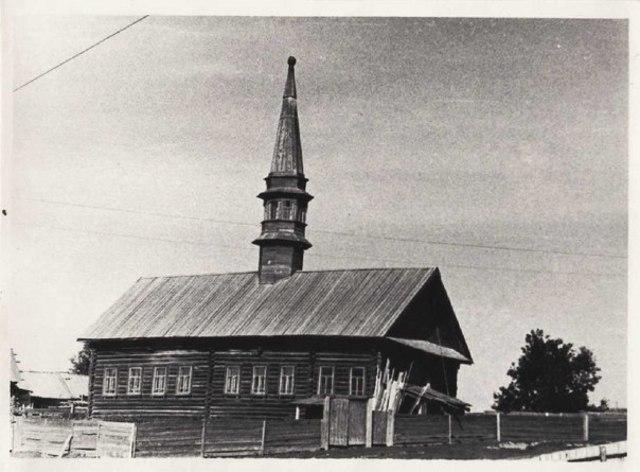 Узаз о сломе мечетей в Казанской губернии