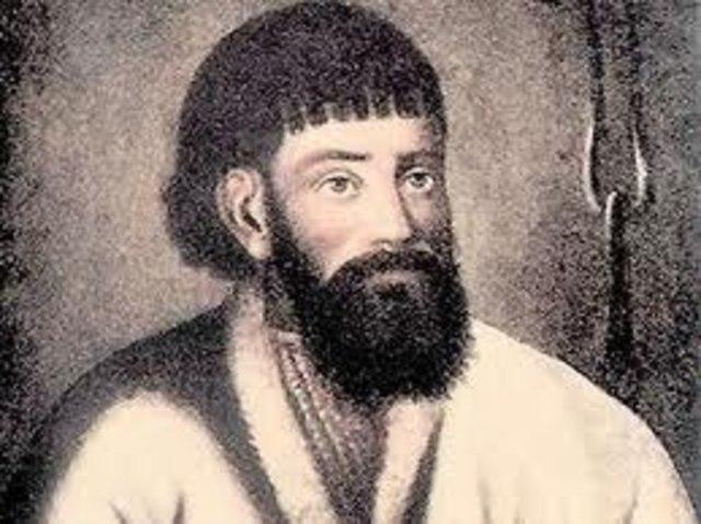 Е. Пугачев в Казани