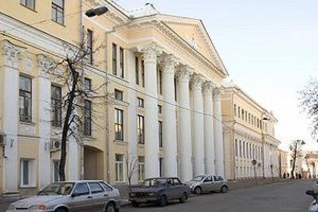 Открытие Казанского авиационного института