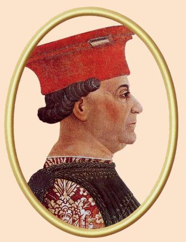 Duke de Milan