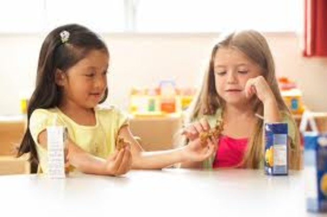Early Childhood #4 Social Skills at Age Six