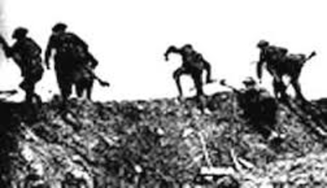 Canada joins the Battle of the Somme