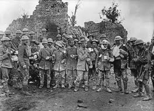 Canadians join The Battle of Passchendaele
