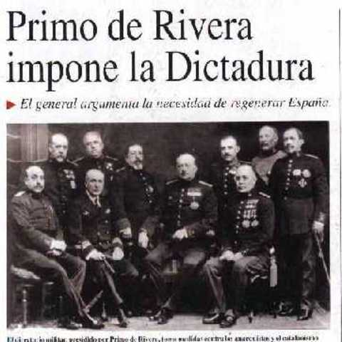 Golpe de Estado en España