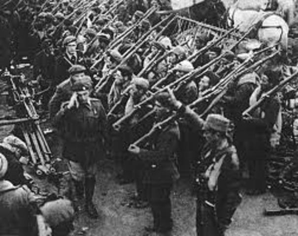 Golpe militar en España