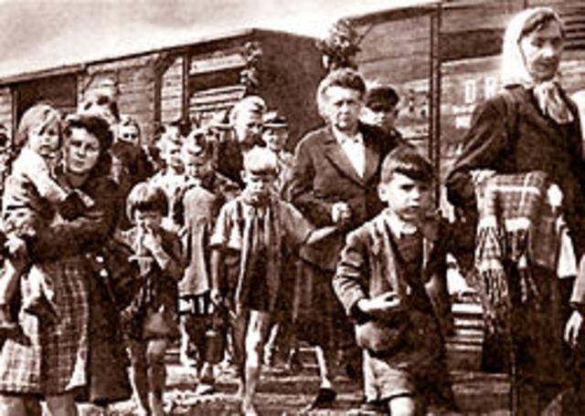 Expulsión deChecoslovaquia