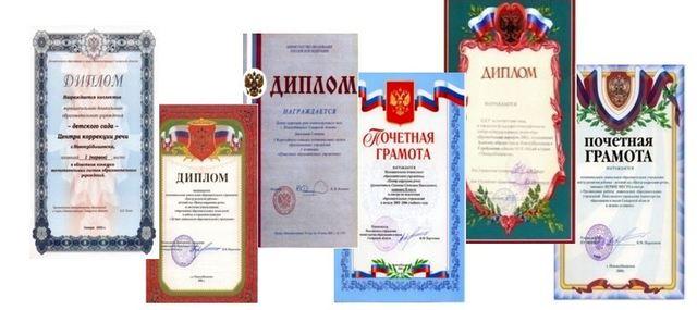 Достижения за 2008-2009 года