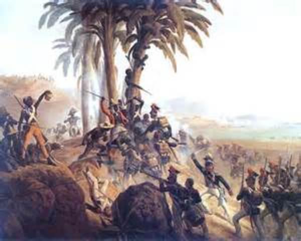 Guerra de independencia  Haiti