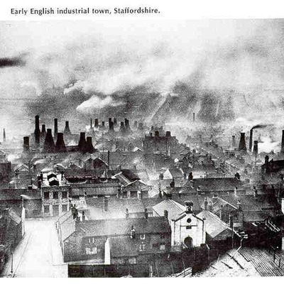 Early Industrial Revolution & Inventions timeline