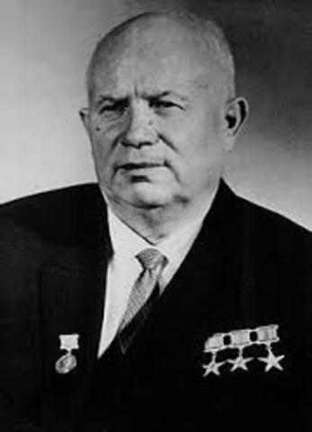 Jruschev visita EE.UU