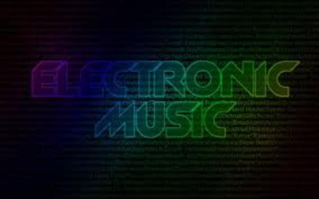 The Birth of electronic music