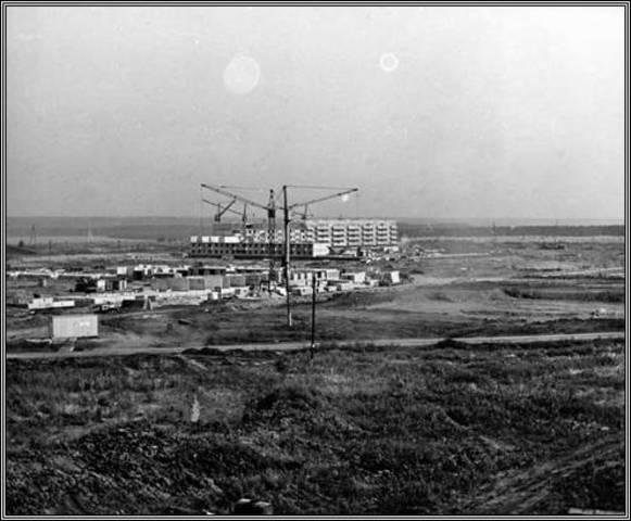 Первенец КамАЗа - РИЗ - вступил в строй в 1973 году.