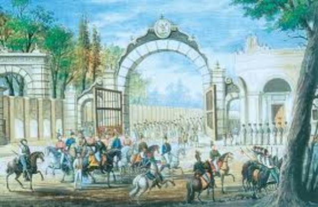 Proclamacion Independencia(Honduras)