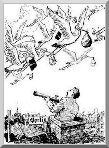 The Berlin Airlift consequences