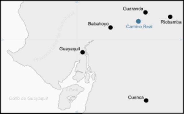 Batalla de Camino Real(Ecuador)