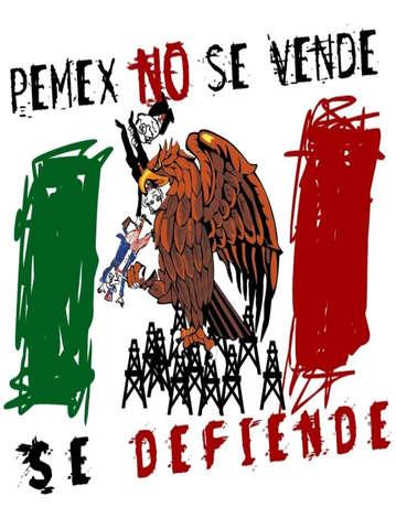 Privatizacion de Pemex