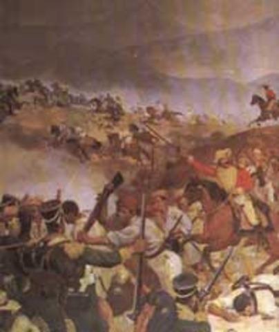 Guerra Bélica de Colombia