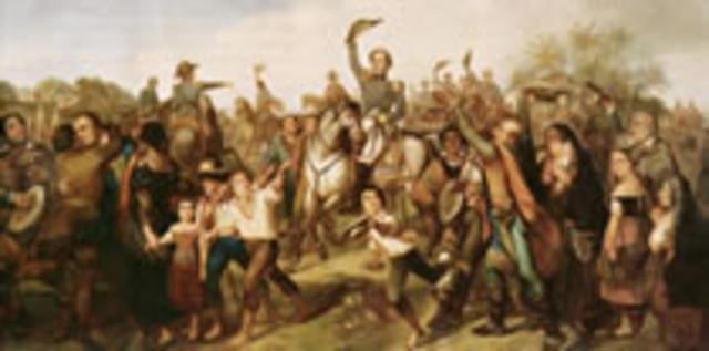 Proclamacion de Independencia(Brasil)