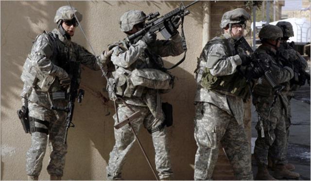 U.S Troops left Vietnam