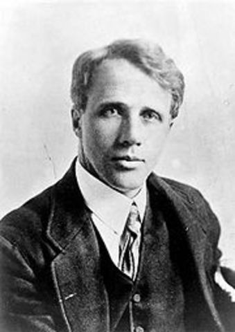 Robert Frost's birthday