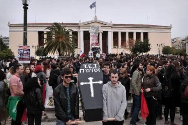 Ψηφίστηκε από ΝΔ-ΠΑΣΟΚ η τροπολογία για το σχέδιο «Αθηνά»