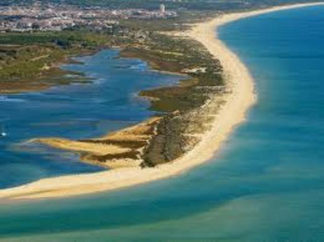 Desembarque em Alagoa e ocupação de Tavira.