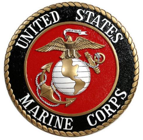 US Marines Arrive