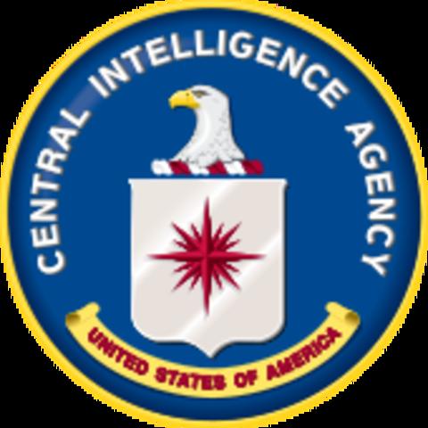 Creación de la CIA