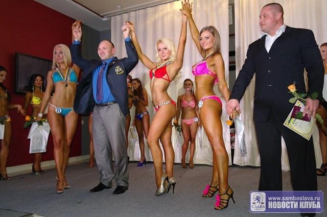 На чемпионате «Мисс бикини – Воспоро» определили победительниц