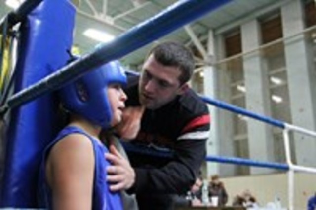 Керчане вошли в сборную Крыма по боксу