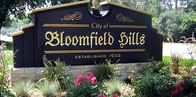 Bloomfield Hills Ban