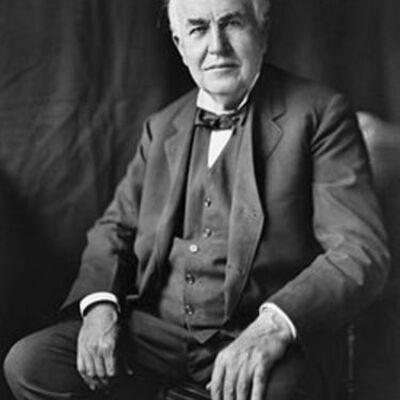 Thomas Edison, The Best Inventor timeline