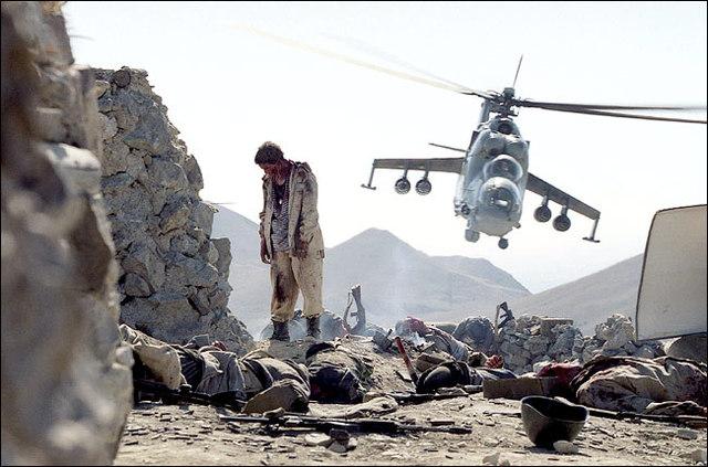Invasión de Afganistan