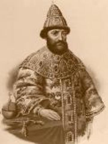 Михаил Федорович Романов (1596 – 1645)