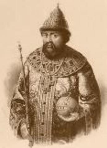 Алексей Михайлович Романов (Тишайший) (19.03.1629-29.01.1676)