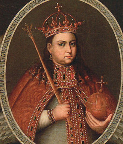 Софья Алексеевна Романова (05.09.1657-03.07.1704)