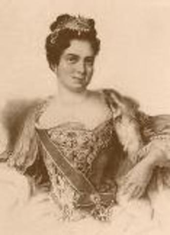 Екатерина I Алексеевна (Марта Самуиловна Скавронская) (05.04.1684-06.05.1727)