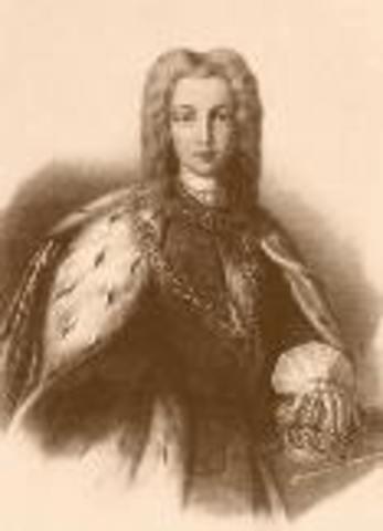 Петр II Алексеевич Романов (12.10.1715-19.01.1730)